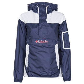 Kleidung Damen Windjacken Columbia W CHALLENGER WINDBREAKER Blau