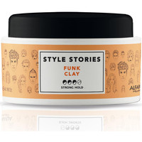 Beauty Damen Spülung Alfaparf Style Stories Funk Clay  100 ml