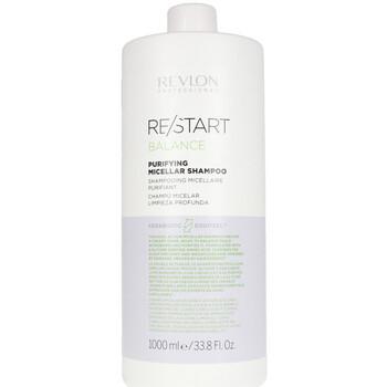 Beauty Shampoo Revlon Re-start Balance Purifying Shampoo  1000 ml