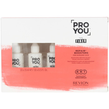 Beauty Damen Shampoo Revlon Proyou The Fixer Booster 10x15 Ml 150 ml