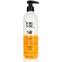 Beauty Damen Shampoo Revlon Proyou The Tamer Sleek Balm  350 ml