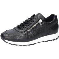 Schuhe Damen Sneaker Low Post Xchange Schnuerschuhe Post Exchange Carly 270 2220 CARLY 270 2220 schwarz