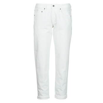 Kleidung Damen Boyfriend Jeans G-Star Raw KATE BOYFRIEND WMN Weiss