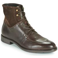 Schuhe Herren Boots André PARAHIGH Braun