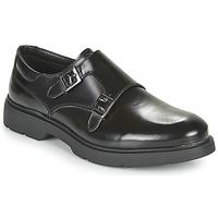 Schuhe Herren Derby-Schuhe André TWINBELL Schwarz