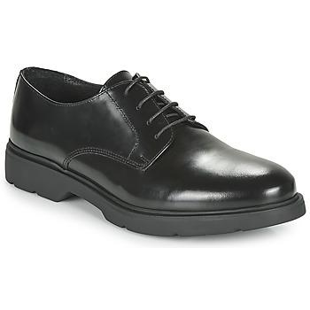 Schuhe Herren Derby-Schuhe André ROCKBELL Schwarz