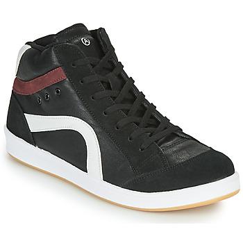 Schuhe Herren Sneaker High André HIGHTECH Schwarz