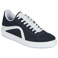 Schuhe Herren Sneaker Low André POLO Blau