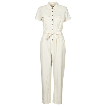 Kleidung Damen Overalls / Latzhosen Roxy BEACH WONDERLAND Weiss