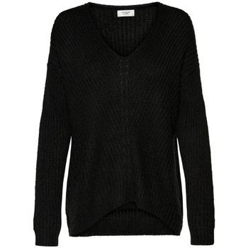 Kleidung Damen Pullover Jacqueline De Yong 15208245 Schwarz