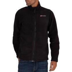 Kleidung Herren Fleecepullover Berghaus Prisma PT Jacke schwarz