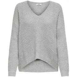 Kleidung Damen Pullover Jacqueline De Yong 15208245 Grau