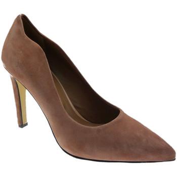 Schuhe Damen Pumps Soffice Sogno SOSO20932ros nero
