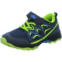 Schuhe Jungen Sneaker Low Lico Schnuerschuhe posadas marine tex 420136 blau