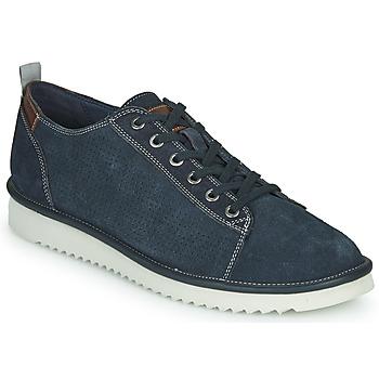 Schuhe Herren Sneaker Low Geox U DAYAN Blau