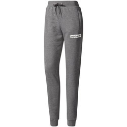 Kleidung Damen Jogginghosen adidas Originals Fleece Grau