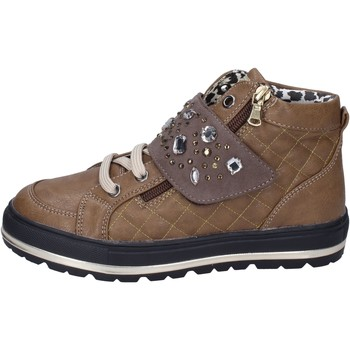 Schuhe Mädchen Sneaker Didiblu BK210 Braun