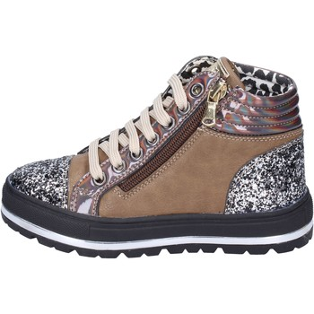 Schuhe Mädchen Sneaker Didiblu BK212 Braun