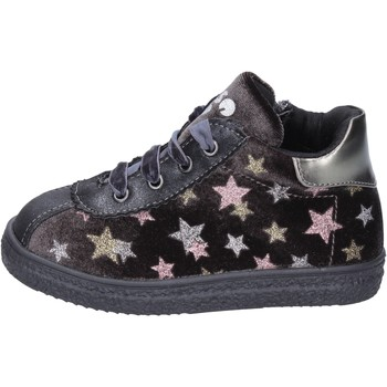 Schuhe Mädchen Sneaker Asso BK219 Grau