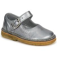 Schuhe Mädchen Ballerinas Pinocchio LIANIGHT Silbern