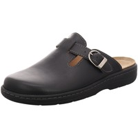 Schuhe Herren Pantoletten / Clogs Longo Bequem-Clog, 1030983 0 schwarz