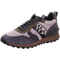 Schuhe Herren Sneaker Low Cetti Schnuerschuhe C-1235 grey-stone grau