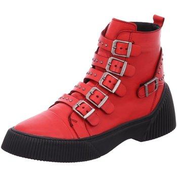 Schuhe Damen Boots Gemini Stiefeletten 033105 000003310502005 rot
