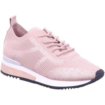 Schuhe Damen Sneaker Low La Strada Schnuerschuhe 1905752-4523 rosa