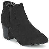Schuhe Damen Low Boots Eclipse CALLY Schwarz