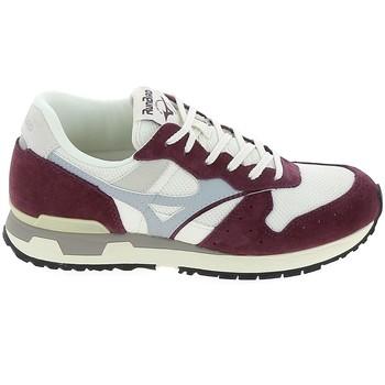 Schuhe Sneaker Low Mizuno GV87 Blanc Prune Weiss