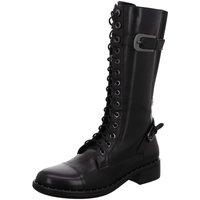 Schuhe Damen Klassische Stiefel Regarde Le Ciel Stiefel Roxana-10 Roxana-10 var.2695 schwarz