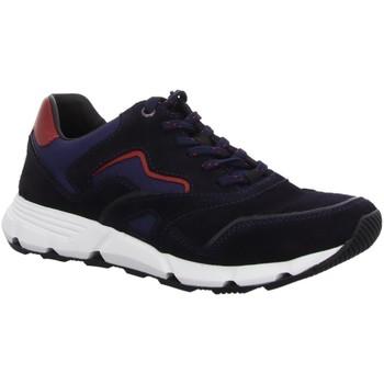 Schuhe Herren Sneaker Low Pius Gabor Schnuerschuhe NV 10101003 blau