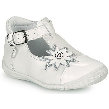 Schuhe Mädchen Ballerinas GBB EFIRA Weiss
