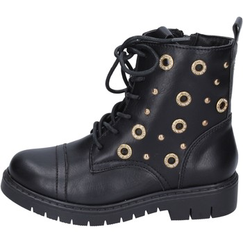 Schuhe Mädchen Low Boots Joli BK242 schwarz