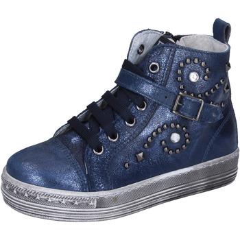 Schuhe Mädchen Sneaker Eb BK243 Blau