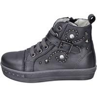 Schuhe Mädchen Sneaker High Eb BK244 Grau