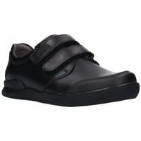Schuhe Jungen Slipper Biomecanics 161126 Niño Negro noir