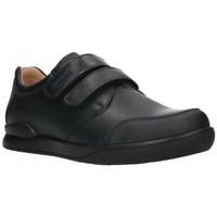 Schuhe Jungen Slipper Biomecanics 161126 Niño Azul marino bleu