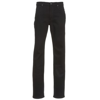 Kleidung Herren Straight Leg Jeans Lee BROOKLYN STRAIGHT Schwarz