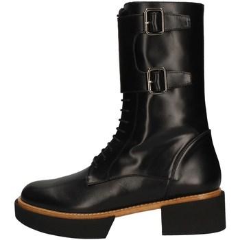 Schuhe Damen Klassische Stiefel Paloma Barcelò 025/6SAMSUN SCHWARZ