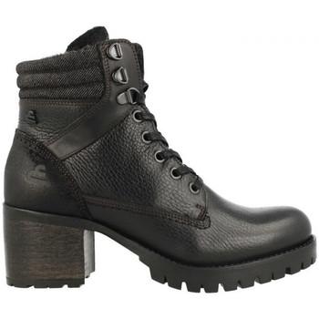 Schuhe Damen Low Boots Bullboxer 772m80653a Schwarz