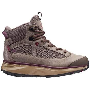 Schuhe Damen Boots Joya MONTANA STIEFEL PTX-STIEFEL BRAUN