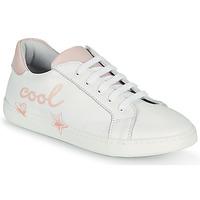 Schuhe Mädchen Sneaker Low GBB EDONIA Weiss