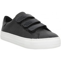 Schuhe Damen Sneaker Low No Name 132096 Schwarz