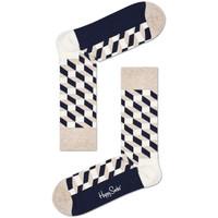 Accessoires Herren Socken & Strümpfe Happy Socks Filled optic sock Multicolor
