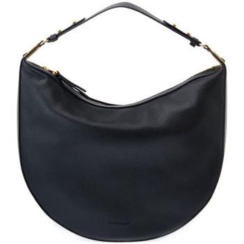 Taschen Damen Handtasche Coccinelle 001 GRAINY LEA NERO Nero