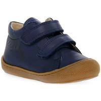Schuhe Jungen Sneaker Low Naturino 0C02 COCOON VL NAPPA NAVY Blu