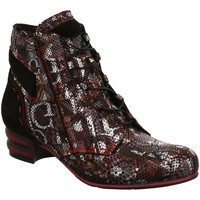 Schuhe Damen Low Boots Simen Stiefeletten 2854A schwarz