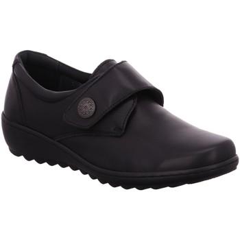 Schuhe Damen Slipper Gemini Slipper Anilina Slipper 003235-009 schwarz