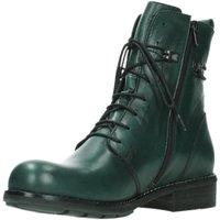 Schuhe Damen Low Boots Wolky Stiefeletten 0443220 705 grün